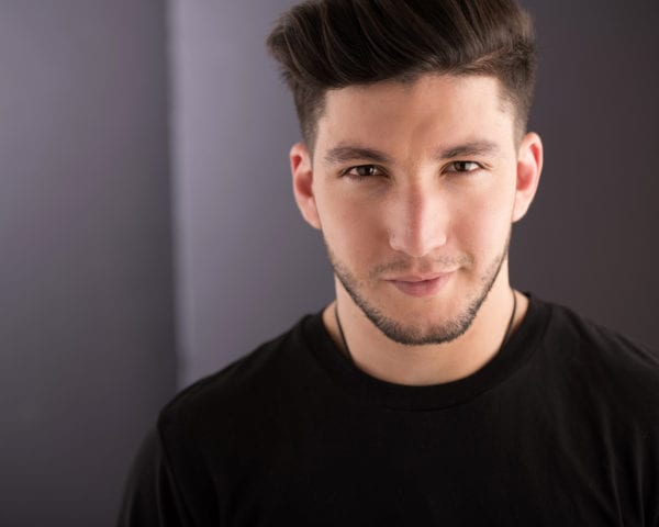 Male Actor Headshots NYC